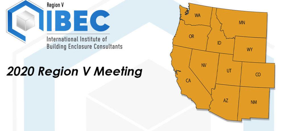IIBEC 2020 Virtual Region V Meeting