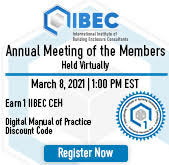 IIBEC Annual Meeting of the Members – March 8
